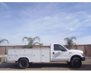 Ford Ford_F450XL Service / Utility Truck