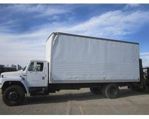 International International_1754 Van Truck Body