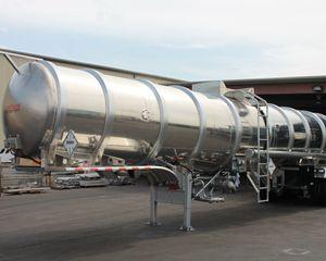 Vantage 200 BBL Crude Oil Tank Trailer