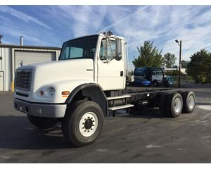 Freightliner FL112 Heavy Duty Cab & Chassis Truck