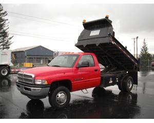Dodge 3500 Dump Truck