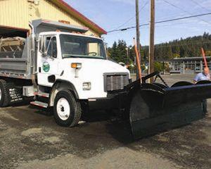 Freightliner FL80 Dump Truck