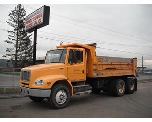 Freightliner FL112 Heavy Duty Dump Truck
