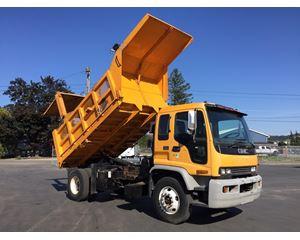 GMC T8500 Heavy Duty Dump Truck