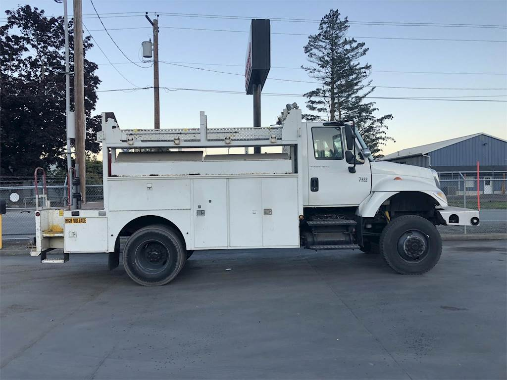 2006 International 7400 Mechanic Service Truck For Sale 73251 Air Tank Schematic