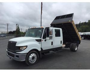 International TERRASTAR Medium Duty Dump Truck