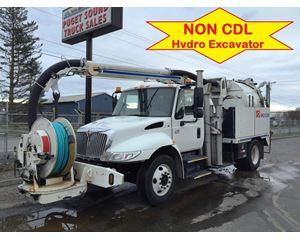 International 4300 Sewer / Septic Truck