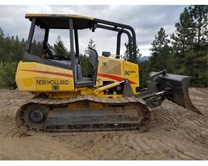 New Holland DC85 LT Crawler Dozer