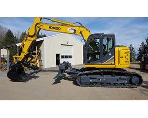 Kobelco ED160-3 BLADERUNNER Crawler Excavator