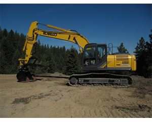 Kobelco SK210 LC-9 Crawler Excavator