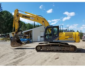 Kobelco SK260 LC-9 Crawler Excavator