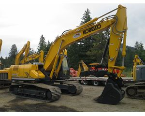 Kobelco SK210 LC ACERA MARK 9 Crawler Excavator