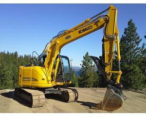 Kobelco SK140SR LC-3 Excavator