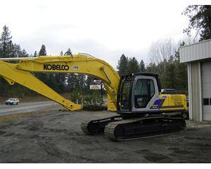 Kobelco SK250 LC IV Excavator