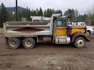 Kenworth Dump Trucks For Sale | MyLittleSalesman.comKenworth Dump Trucks For Sale Washington