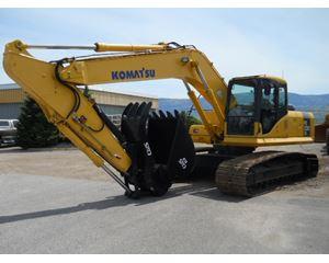 Komatsu PC220 LC-7 Hydraulic Excavator