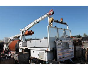 Maintainer 5220 Boom Truck Crane