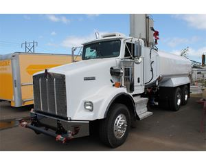 Kenworth T800 Water Wagon