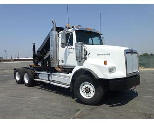 HIAB XS422EP-3 HIPRO Boom Truck Crane