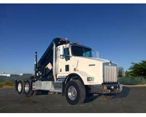 HIAB XS622EP-4 Boom Truck Crane