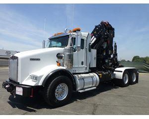 HIAB XS622EP-4 HIPRO Boom Truck Crane