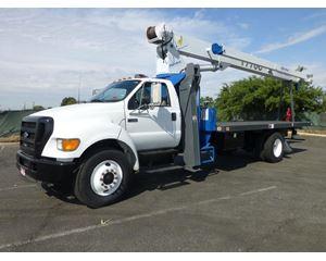 Manitex 1770C Boom Truck Crane