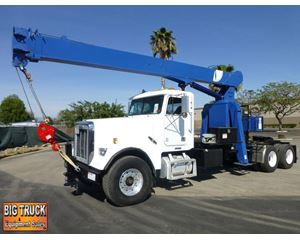 National 681C Boom Truck Crane