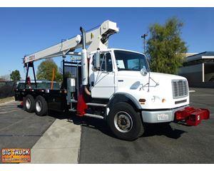 Terex 3470 Boom Truck Crane