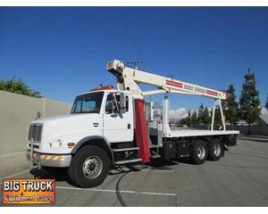 Terex BT3470 Boom Truck Crane