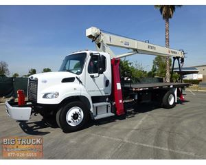 Terex BT3870 Boom Truck Crane