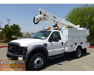 Ford F-550 Bucket / Boom Truck