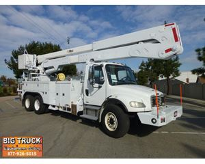 Freightliner BUSINESS CLASS M2 106 Bucket / Boom Truck