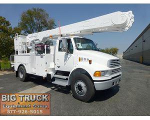 Sterling ACTERRA Bucket / Boom Truck
