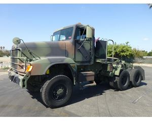 Freightliner M916 Heavy Duty Cab & Chassis Truck
