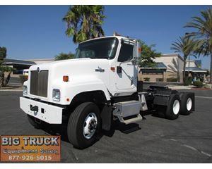 International 5500I Heavy Duty Cab & Chassis Truck
