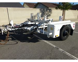 Hogg & Davis TH40 Cable Pulling Trailer