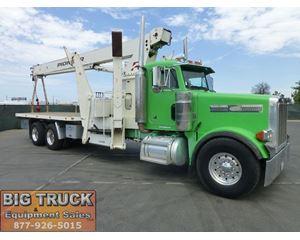Peterbilt 357 Crane Truck