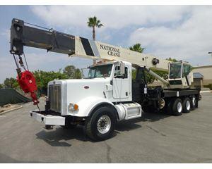 Peterbilt 367 Crane Truck