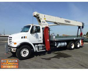 Sterling LT7500 Crane Truck