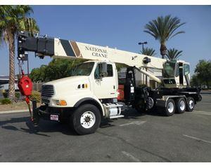 Sterling LT8500 Crane Truck
