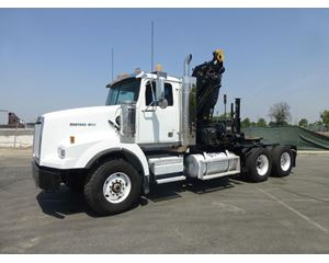 Western Star 4900 Crane Truck