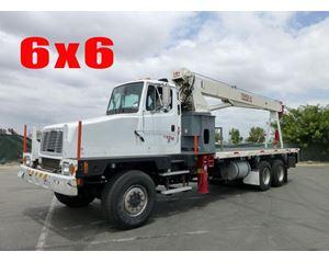 Freightliner FL112 Digger Derrick Truck