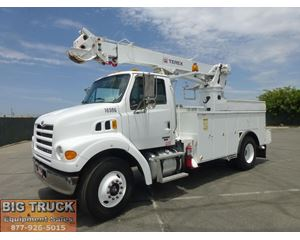 Sterling LT7500 Digger Derrick Truck