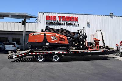 2008 Ditch Witch JT3020 MACH 1 Directional Drill