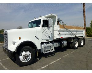 Freightliner CLASSIC Heavy Duty Dump