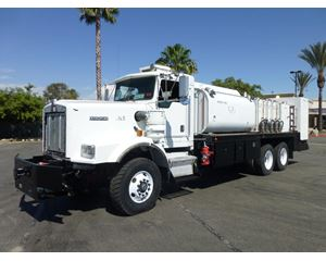 Kenworth C500B Fuel / Lube Truck