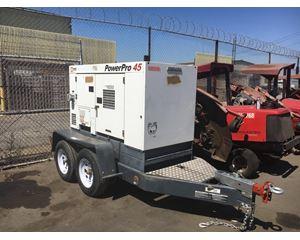 MMD POWERPRO 45 Generator Set