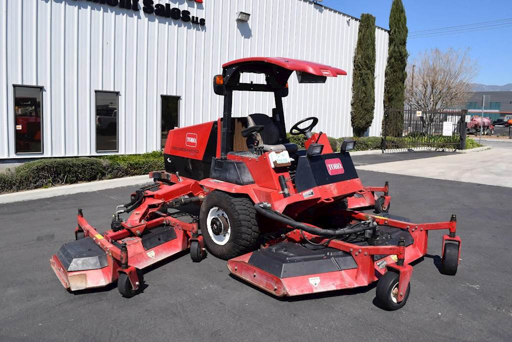 2006 Toro GROUNDSMASTER 580D Rough Mower For Sale, 5,259 Hours | Fontana,  CA | 4621 | MyLittleSalesman com