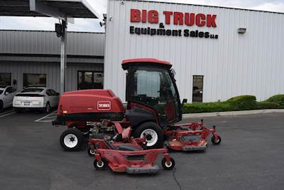 Golf Course Rough Mowers For Sale | MyLittleSalesman com