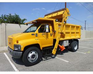 GMC TOPKICK C7500 Heavy Duty Dump Truck